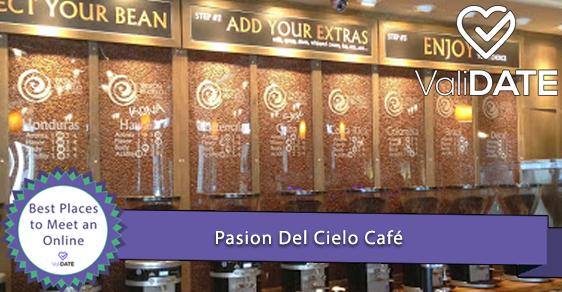 Pasion Del Cielo Café