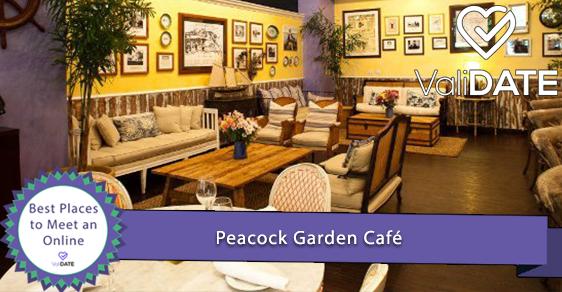 Peacock Garden Café